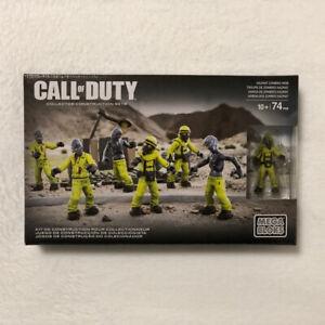 Mega Bloks Construx Call of Duty CNC70 Hazmat Zombies Mob *New Sealed* Block Toy