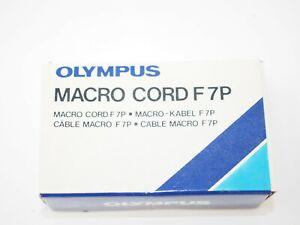 Olympus Macro Cord F7P