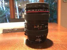 Canon EF 24-105mm f/4 IS USM AF EF L Lens