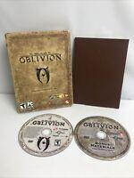 Elder Scrolls IV: Oblivion -- Collector's  Edition (PC DVD-ROM, 2006)