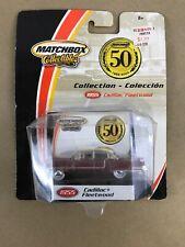 Matchbox Collectibles 1955 Cadillac Fleetwood 50th Anniversary Diecast Car A14