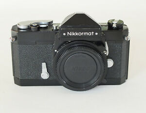Nikon Nikkormat FTN 35mm SLR Film Camera - Body Only