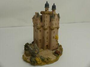 (ref288CX) Lilliput Lane Craigiever Castle
