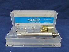 Dental Air Scaler Handpiece 3 Tips 4 holes AS2000 M4 FORZA4 Original USA