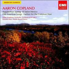 Copland: Appalachian Spring, New Music