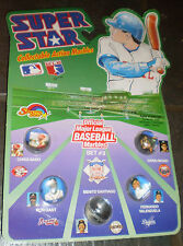 MLB Superstar Collectible Action Marbles – Set #3 (1990)