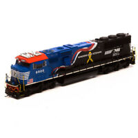 Athearrn ATHG65254 SD60E w/DCC & Sound NS Honor Our Veterans #6920 Locomotive HO