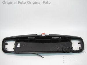 license plate holder Bentley Arnage 09.99-