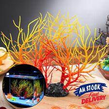Artificial Grass Vivid Aquarium Fish Tank Plastic Decoration Fake Plant