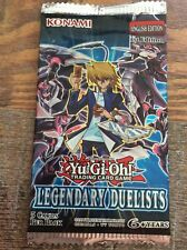Yugioh TCG 3 Booster Packs 1st Edition C1