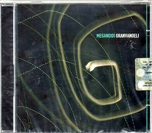 MEGANOIDI - GRANVANOELI - CD NUOVO SIGILLATO
