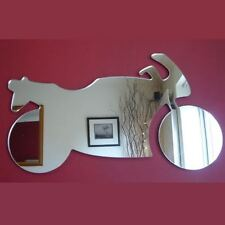 Motorbike Acrylic Mirror (Several Sizes Available)