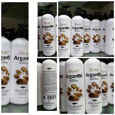 DEXE Argan Huile 400ml Shampooing &400ml Après-shampoing Par DEXE - Neuf Arrivée