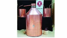 120 Gallon Micro Distillery Whiskey Moonshine Liquor Still with Worm and Thumper