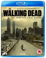 The Walking Dead Season 1 (Blu-Ray, 2010)
