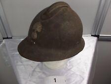 1)Frankreich militaire francais Adrian-Helm WW II casque regis ultima Infanterie