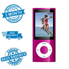 Apple iPod Nano 5th Generation 8Gb Pink MP3 Player  *3 MONTH WARRANTY*