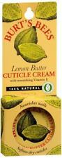 Burt's Bees 07000-11 Lemon Butter Cuticle Cream, 0.6 Oz