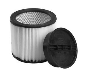 "Shop Vac 90398 Wet/Dry Type AA Cartridge Filter Fit QMH QSH - 6"" x 5"" GENUINE"