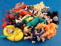 1990's Vintage MIGHTY MAX FIGURES & ACCESSORIES Multi Listing - Choose Your Own!