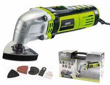 Draper Storm Force® 230 Volt 400 Watt Oscillating Multi Tool with Kit Box 16061