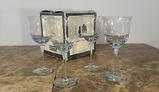 Royal Prestige Bermuda Lead Crystal Wine Glass 8303 7 Inches Tall In Box