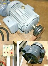 10 Hp Single Phase Motor Amp Elecrical System From 37 Drum Sander Awesome Motor
