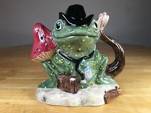 Royal Staffordshire Fine Ceramics Dr/Doctor Froggatt Teapot - Vintage - Rare.