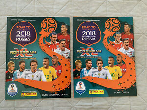 Panini Prizm World cup 2018 Cardboards for Binder Road to Russia 2018 original