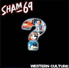 SHAM 69 - WESTERN CULTURE (CD) NEU Punkrock Punk Oi If the kids are united DTH