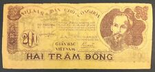 VIETNAM 200 DONG 1950 HO CHI MINH INDOCHINE