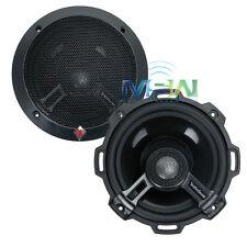 "ROCKFORD FOSGATE T152 240W MAX POWER 5-1/4"" 2-WAY FULL RANGE CAR AUDIO SPEAKERS"