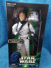 "Star Wars  Luke Skywalker with Dianoga Tentacle  12"" Action Figure Doll"