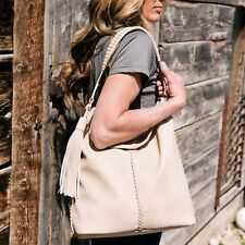 Browning Ashley Handbag Conceal Carry Purse in Tan