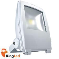 Faro led da esterno 50W=400W Cob Bridgelux bianco 4500K proiettore IP65 0193