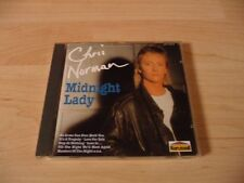 CD Chris Norman - Midnight Lady - 10 Songs