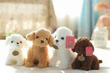 "8""Cute Stuffed Animal Husky Dog Soft Doll Toy Plush Birthday Valentine Gift"