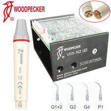 Woodpecker Dental Built In Ultrasonic Scaler Unit Handpiece Hw 5l Uds N2 Led Ems