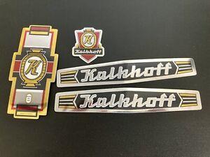 Bonanzarad Aufkleber Kalkhoff Oldtimer Bonanza Fahrrad 70er Sticker Klapprad
