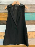 Guess Womens Sleeveless Coat Outerwear Size Small