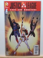 Justice League Gods and Monsters #1 Variant Edition D.C. Comics  CB4775