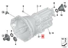 Genuine BMW E46 E53 E60 Manual Seal Ring Drain Plug x2 pcs OEM 23117531356