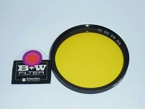 B+W  Gelbfilter 022   55mm  E55