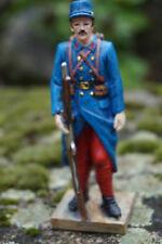 RE0223 FIGURINE STATUETTE POILU 1918 FANTASSIN PREMIERE  GUERRE MONDIALE SOLDAT