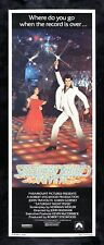 SATURDAY NIGHT FEVER ✯ CineMasterpieces 1977 ORIGINAL MOVIE POSTER DISCO DANCING