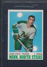 1970/71 OPC O-Pee-Chee #168 Jean-Paul Parise North Stars NM *171