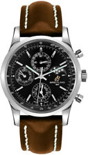 A1931012/BB68-437X   BREITLING TRANSOCEAN CHRONOGRAPH 1461 MOONPHASE MEN'S WATCH