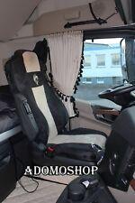 Camions Sitzbezüge pour mercedes actros mp4 adomoshop beifahersitz pliable