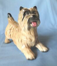 Royal Doulton Cairn Terrier Dog Figurine Made in England Rare
