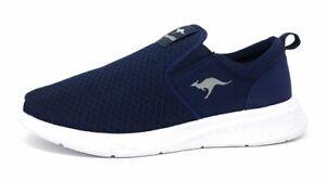 KangaRoos KL-A Saboo Herrenschuhe Sneaker Slipper Blau